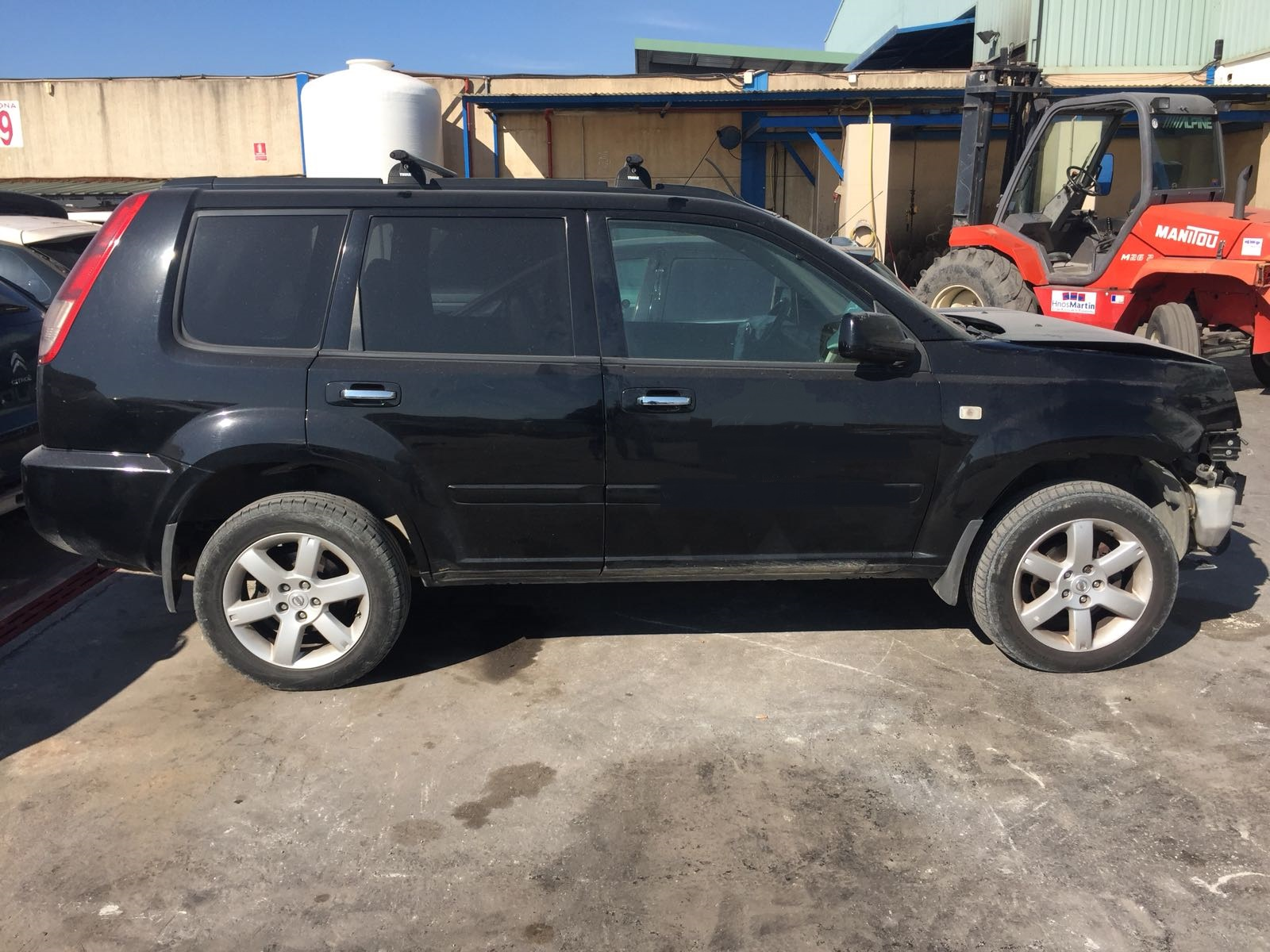 NISSAN X TRAIL ( T30 ) 2.2 DCI 2006 (DESPIECE COMPLETO)