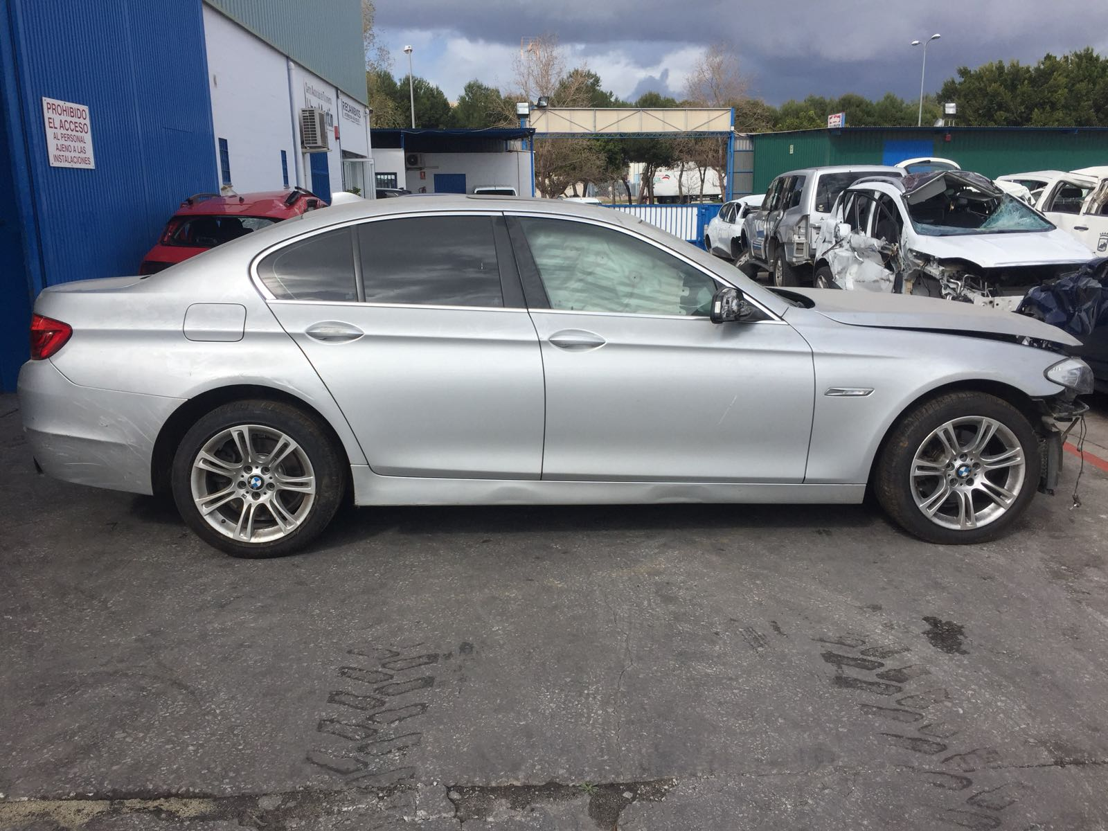 BMW 520D (F10) TwinPower Turbo 184cv 2013 (DESPIECE COMPLETO)